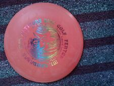 Discraft Old School Cyclone Kandahar High Altitude 164 gram orange golf disc