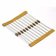 10 x resistors 16 OHM ohms 1/4w 0.25w 5% Carbon Film - Free Postage - UK Seller