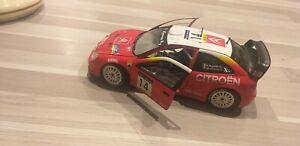 CITROEN XSARA WRC SOLIDO 1/18 SANS BOITE