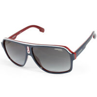 Carrera 1001/S 8RU 9O Polished Blue on Red/Grey Gradient Men's Sunglasses