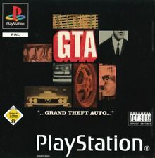PS1 / Playstation 1 Spiel - GTA / Grand Theft Auto 1 (mit OVP) 11099222
