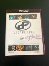 HD-DVD Deep Purple Live at Montreux