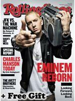 "Rolling Stone Eminem Poster 24"" x 36"""