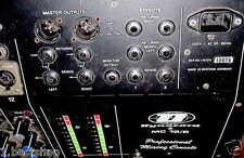 Dynacord Mischpult MC 12/2 Mischer PA Mixing Console Beschallung Concert Sound P