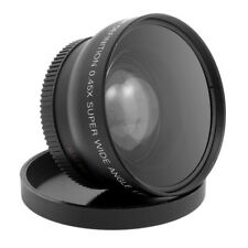 HD 52MM 0.45x Wide Angle Lens with Macro Lens for   Sony Pentax 52MM DSLR C B2C5