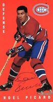 1994 Parkhurst Parkies Tall Boys NOEL PICARD Canadiens AUTOGRAPH #69 Mint