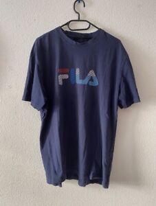 Vintage Fila Tshirt Gr L