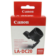 Brand new Genuine Canon LA-DC20 Lens Adapter 0762B001 for Powershot S80