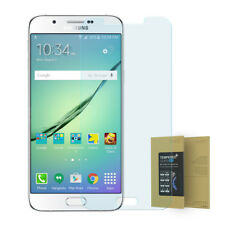 9H Tempered Glass Samsung A8 (2016) HD Display Protection anti Scratch Curb Foil