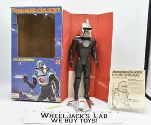 Cylon Centurian Battlestar Galactica NEW MIB 1978 Vintage Mattel Action Figure