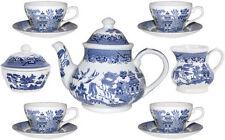 Pottery Tea Services 1980-Now Date Range