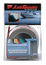 Megaware KeelGuard Black 6-ft 6 feet Strip 17-18 Boat Hull Keel Proector 20206