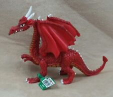 Plastoy #60459 Red Dragon 5 1/2in Series Dragons FIG1