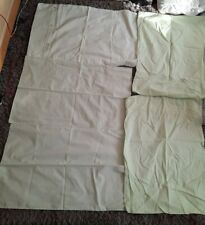 Mixed  light green various color Pillow Covers x 5