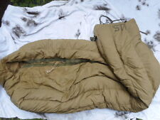GENUINE US ARMY ISSUE M 1945 M45 DOWN FILLED arctic SLEEPING BAG KOREA VIETNAM