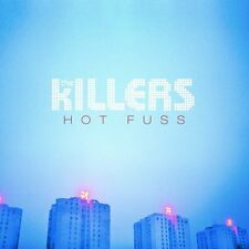 """The Killers """"Hot Fuss"""" Re Issue Vinyl LP Record """"Mr Brightside"""" (New & Sealed)"""