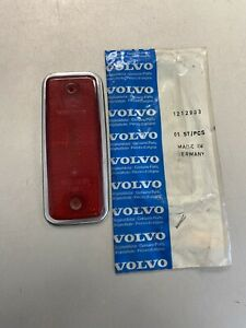 Volvo 140 240 Side Light Lens And Trim - Pack Of 2