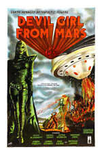 1954 Devil Girl From Mars Vintage Sci-Fi Movie Poster Print Style A 36x24 9Mil