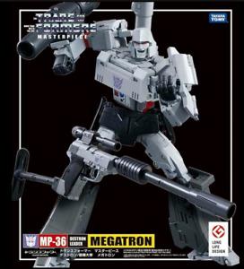 Transformers MP-36 Megatron Ko
