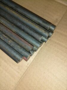 Concrete Steel Setting Out Pins 12mm round bar marking out string line 15 PACK