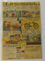 1952 Bobby SHELBY bicycle ad page ~ RIDING ROVER
