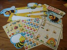 Educational/Teaching Supplies: Busy Bee Fun Pack - Stickers, Name Plates....