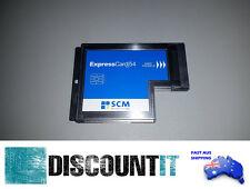 EXPRESS CARD 54 SMART CARD READER SCR3340 PN 904557