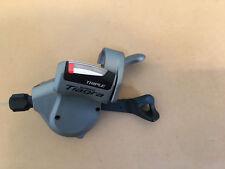 Shimano Tiagra SL-4603 Schalthebel Flatbar 3-Fach Silber Neu
