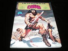 Conan album géant contient La sorcière de Khauran / La vallée des vampires