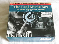 8 CD`s - The Real Music Box: 25 Years of Rounder Records