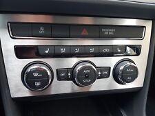 Seat Leon III 5F Edelstahl Klima Blende FR Cupra Z065