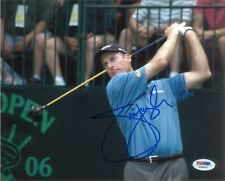 Jim Furyk Signed 8x10 Photo Autographed PSADNA COA Golf HOF X28929