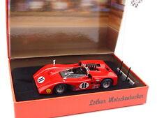 GMP 1/43 - McLaren M8B Low Wing N°11 Lothar