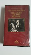 The Night Of The Hunter Vhs starring Robert Mitchum & Shelley Winters (New) 1987