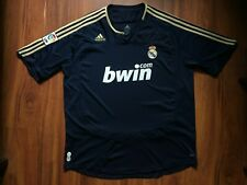 REAL MADRID FOOTBALL SHIRT 2007-2008 ORIGINAL JERSEY SIZE 2XL