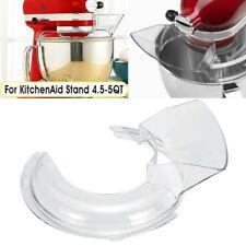 2X Spritzschutz für KitchenAid KN1PS K45SS KSM75 KSM90 K4 K5 KP50 KSM5 KSM50 GE