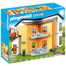 Playmobil Moderne Maison-City Life 9266