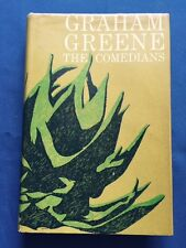 THE COMEDIANS - FIRST BRITISH EDITION BY GRAHAM GREENE