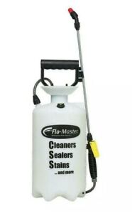 RL Flo-Master 2202CSS 2Gal Deck Sprayer Sealant Cleaner Stain Pressure Pump