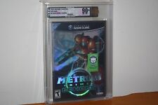 Metroid Prime 2: Echoes (Gamecube) NEW SEALED MINT GOLD VGA 90+, RARE TARGET!