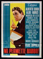 Manifesto mi Permite Santa Alberto Paloma Zaid Bonnard 1 Edición 1956 M69