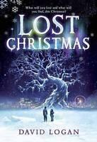 """""""AS NEW"""" Lost Christmas, Logan, David, Book"""