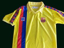 MARADONA 1983 Yellow  Vintage Jersey REPLICA