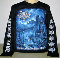 Dark Funeral Where Shadows Forever Reign Long Sleeve T-Shirt Sz S M L XL 2XL 3XL
