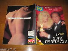 TV SORRISI E CANZONI=1989/19=HEATHER PARISI=DIEGO ARMANDO MARADONA=ANNA OXA=