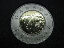 2010 Canadian Specimen Toonie ($2.00)