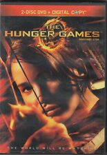 """"""" The Hunger Games """" - lightly Used DVD"""