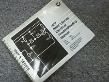 1987 BMW 325is & 325i Convertible Electrical Wiring Troubleshooting Shop Manual