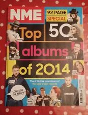 NME 29 November 2014 Top 50 Albums of the Year 92 page special