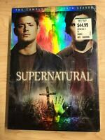 Supernatural - The Complete Fourth Season (DVD, 2008) - NEW19
